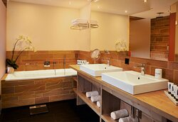 Alpine Junior Suite Bathroom