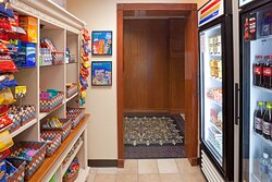 Sundries and grocery items for your convenience