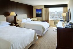 Double City View Guest Room