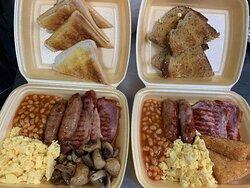 Bespoke Breakfasts