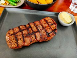 Dry Aged Proterhouse Steak
