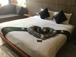 Bed Room beach front 2p.