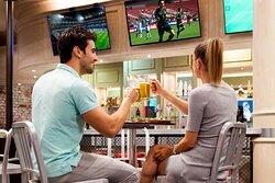 Champions Bar