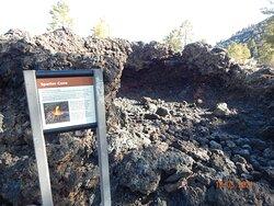 Along the Lava Flow Trail