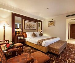 nice hotel room suitable for a vacation with family