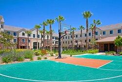 Staybridge Suites Palmdale- Sports Court