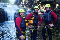 Dagali Fjellpark - The one of just 2 places in Norway, where you can do the real ALPINE canyoning!