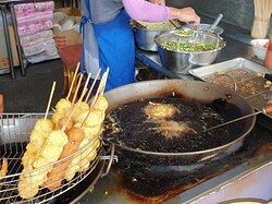 布袋美食蚵嗲王