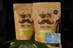 The Boathouse have collaborated with Three Fools Coffee to bring their customers Award Winning coffee beans that leave you wanting more.