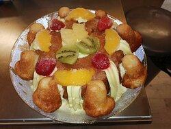 Rhum Baba' Exotic Fruits