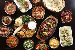 Neetu Dahba Indian Food