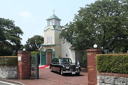 Offsite Chapel Yamate Helen Memorial Church
