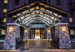 Walk right in to the beautiful Staybridge Suites El Paso Airport