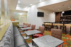 Catch up with friends over a round of beers from our bar lounge.