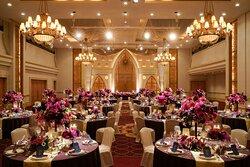 Banquet room 'Ballroom', Wedding party
