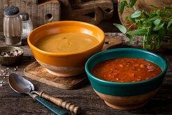 Choose 2 Soups