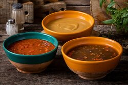 Choose 3 Soups
