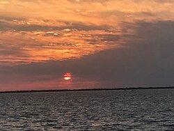 Amazing sunset cruise