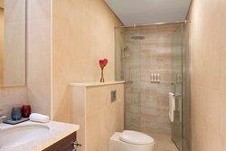 Superior Two Bedroom Apartment bathroom