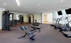 AvaniFit Health Club gym equipment
