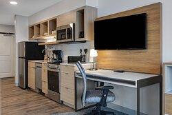 Suites Kitchen