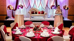 Ethnic Wedding Setup in Crystal Ballroom