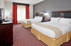 Even our most basic room has ample amount of space for you!