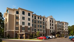 Welcome to the Staybridge Suites North Charleston Hotel