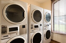 Onsite Guest laundry facility