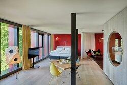 Spa Suite Speer Sorell Hotel Rigiblick