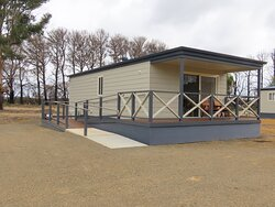 Maccas Disability Accessible Cabin