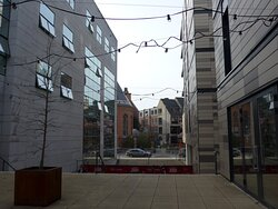 Leuven, Cinema Z Vesaliusstraat