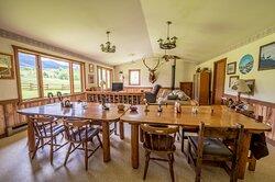 Main lodge dining