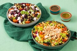 Buy One Salad Get One 50% Off!