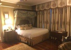 Our room last visit. Cinderella LOVE LOVE