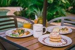 Desayuno en Pischán