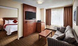 Guildwood King Suite