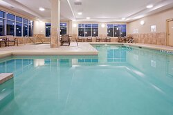 Large Swimming Pool and Hot Tub