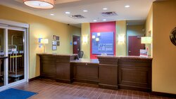 Welcome to the Holiday Inn Express and Suites Elk City OK