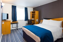 Sleep comfortably in one of our calm and warm rooms