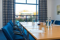 Our meeting rooms are all located on the first floor of the hotel