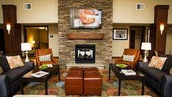 Staybridge Suites Lexington, KY sitting area