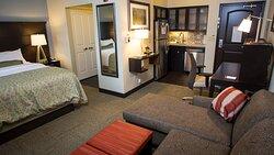 Staybridge Suites Lexington KY Studio Room
