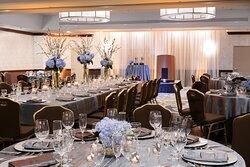 The Arlington Ballroom, located on the Mezzanine level