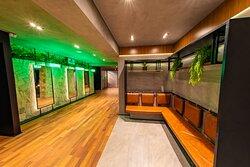 Amiiici 3 ambientes, inúmeras experiências! Lounge | Club | Terrazzo
