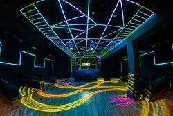 Amiiici Club 3 ambientes, inúmeras experiências! Lounge | Club | Terrazzo