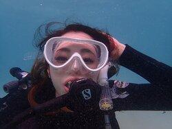 美ら海で体験ダイビング