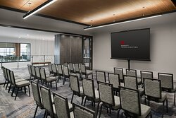 Tacoma Event Room - Theatre Setup