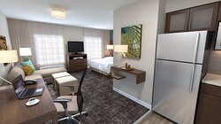 Our renovated studio suites