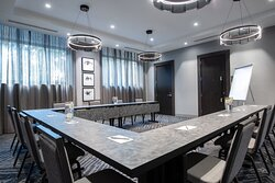 1,200 sq.ft. of flexible event space.